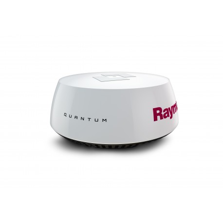 Radar wireless CHIRP Quantum