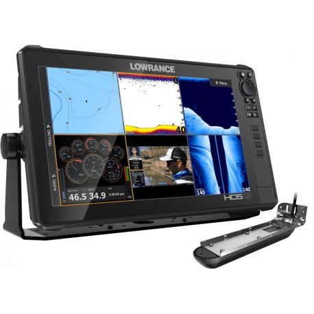 HDS-16 Live + Trasduttore Active Imaging 3-IN-1