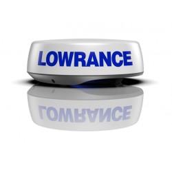 "Lowrance radar HALO 24"""