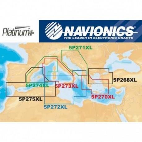 Cartografia Navionics +