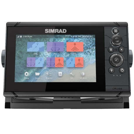 Simrad Cruise-7 83/200 XDCR