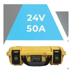 SH Lithium 24v 50A
