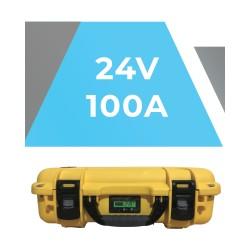 SH Lithium 24v 100A
