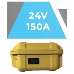 SH Lithium 24v 150A