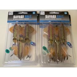 Savage Gear 3D LB Swim Squid 12,5cm 11g