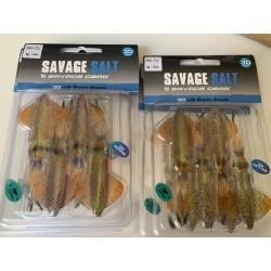 Savage Gear 3D LB Swim Squid 9,5cm 6g